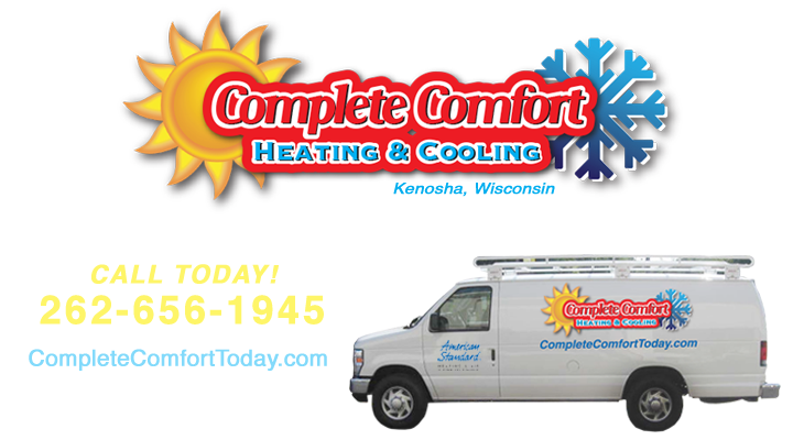 Complete Comfort Heating and Cooling, Kenosha, WI